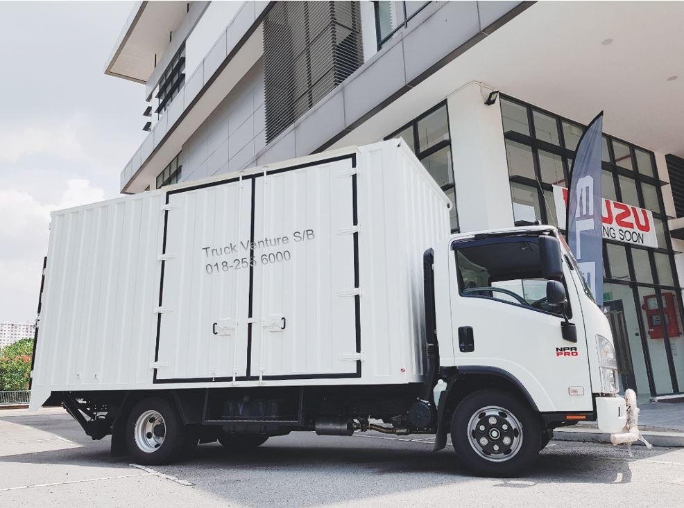 Isuzu Lorry Dealer Malaysia, Petaling Jaya, PJCT