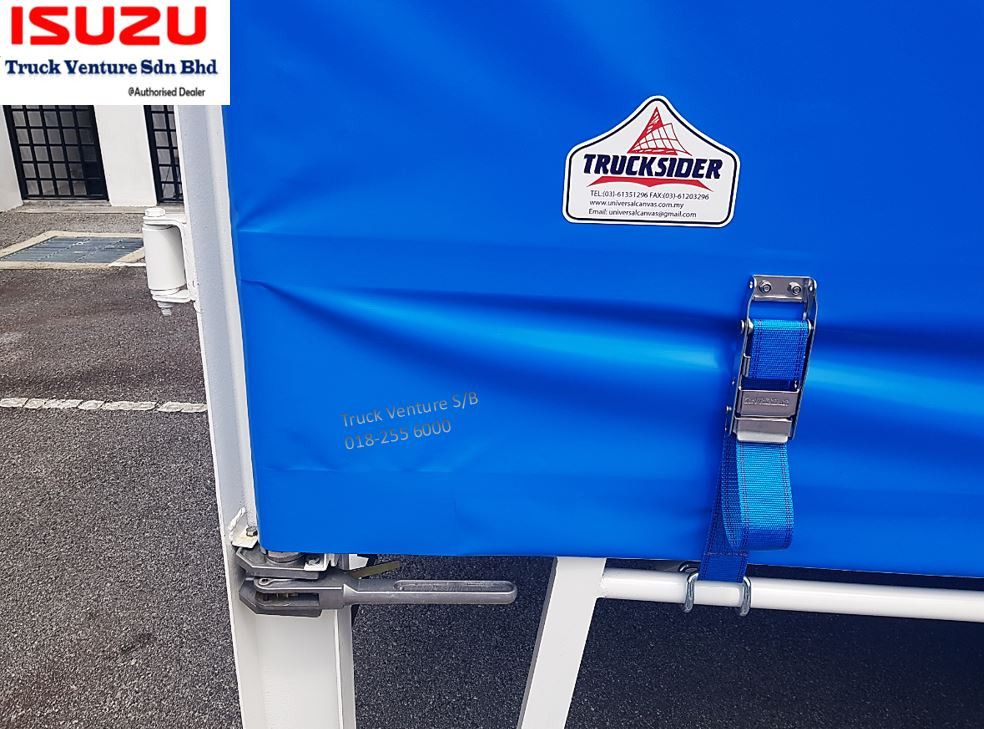 Curtain (Brand Name: Truck Sider)