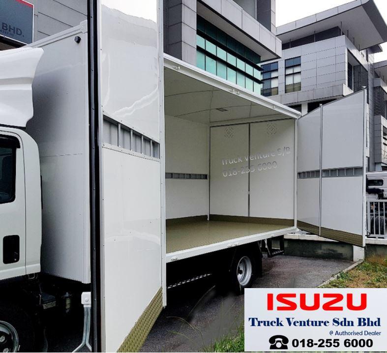 Lorry for sale in Kuala Lumpur