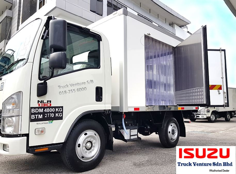 Isuzu Ice Box Lorry