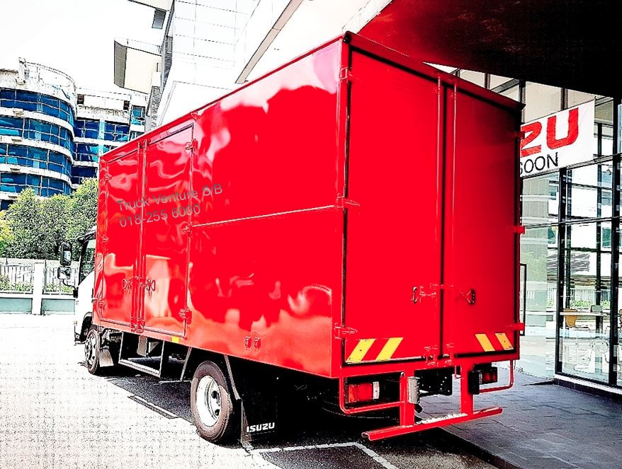 Isuzu Lorry NPR81UKH