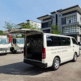 Van for Sale Selangor