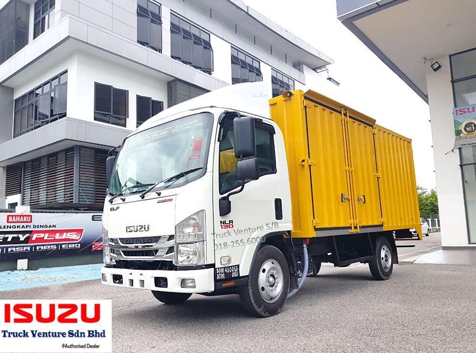 Isuzu Lorry Stainless Steel Floorboard