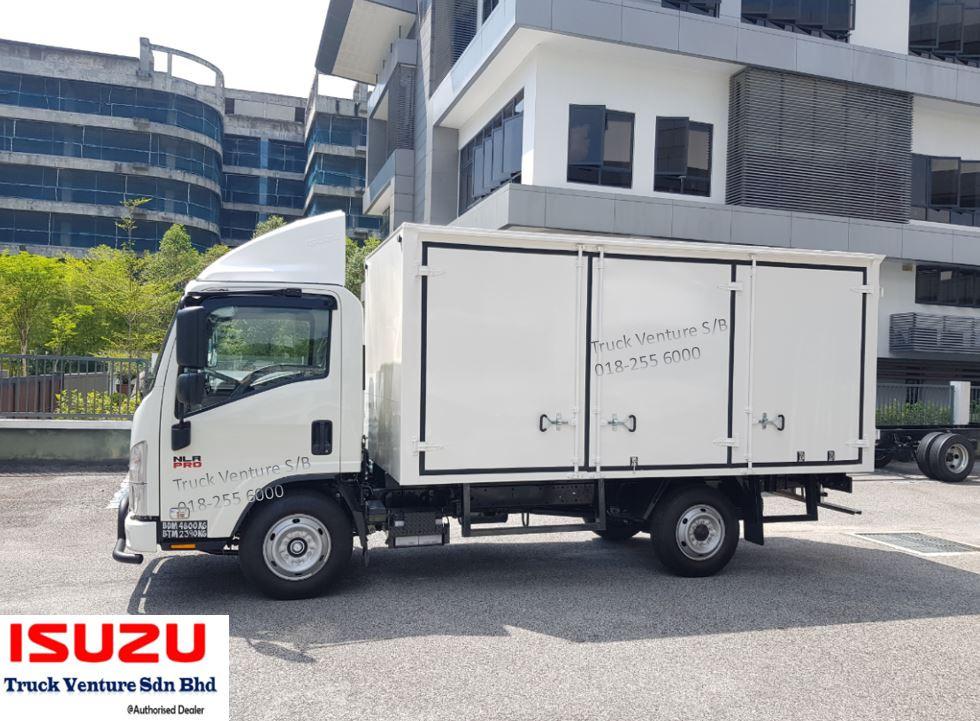 Isuzu Lorry 2 Ton Bonded