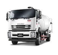 Isuzu FXZ Cement Mixer Truck