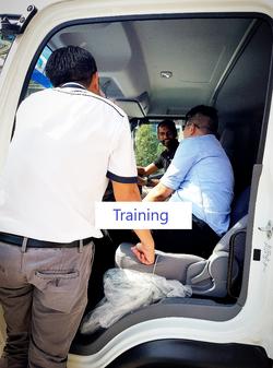 ISUZU Lorry Training