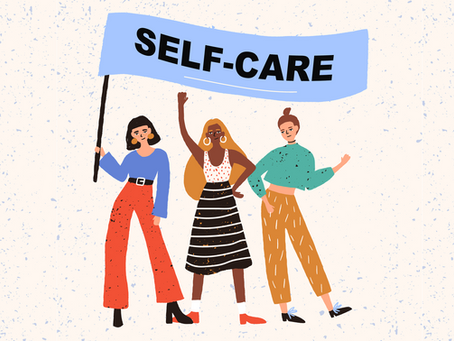 Self-Care for Spouses,  Let's work on putting ourselves first!