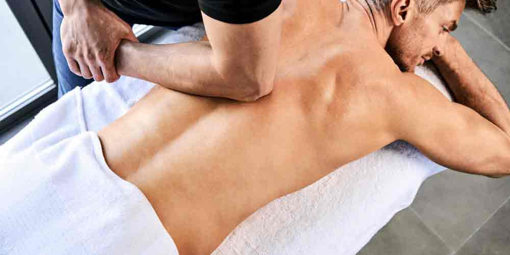 Massage décontracturant 30min