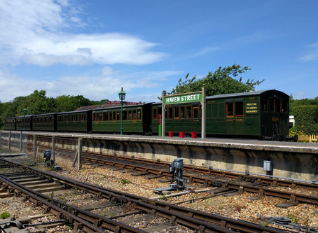 Isle of Wight Stream Railway