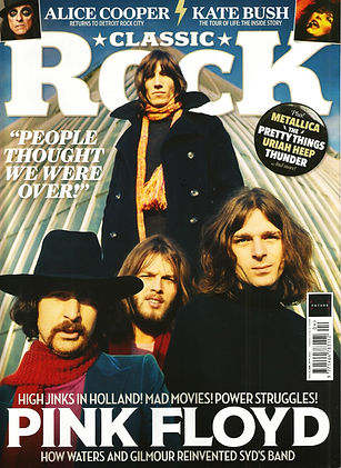 Classic Rock Pink Floyd The Deccan Traps