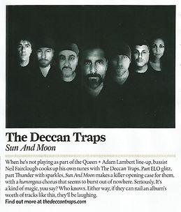 The Deccan Traps Classic Rock