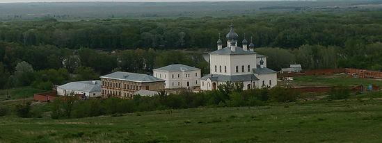 Кременско-вознесенский монастырь