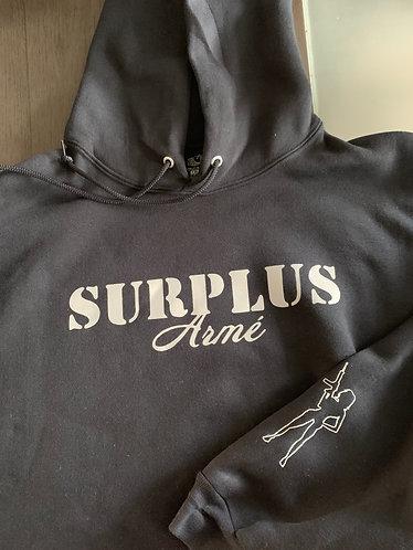 Surplus Armé  Logo Hoodie