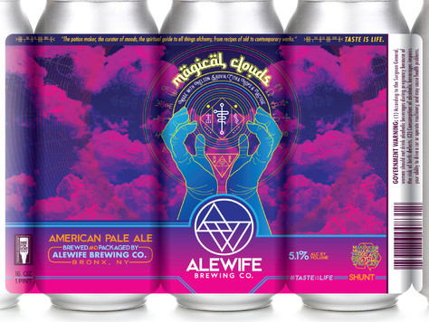 Magical Clouds, the beer you've been waiting for...