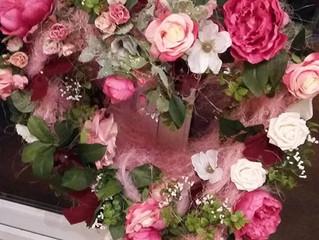 Beautiful wedding wreaths