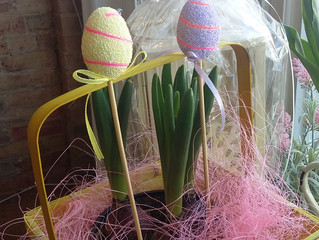 Easter basket craft day 🐣31st march