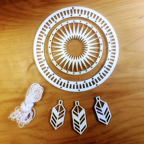 Create Your Own Dreamcatcher Kit