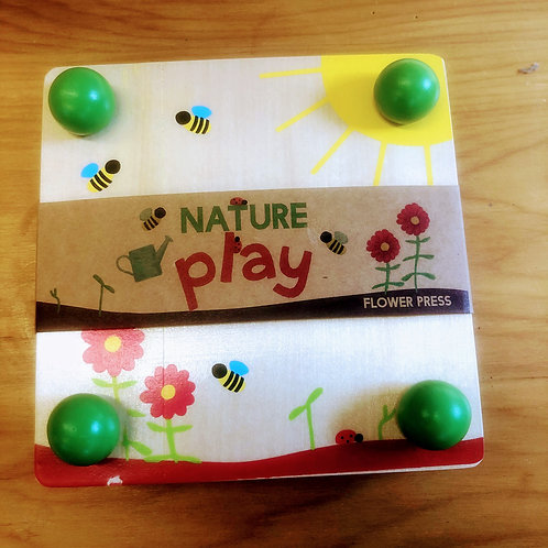 Nature Play Flower Press