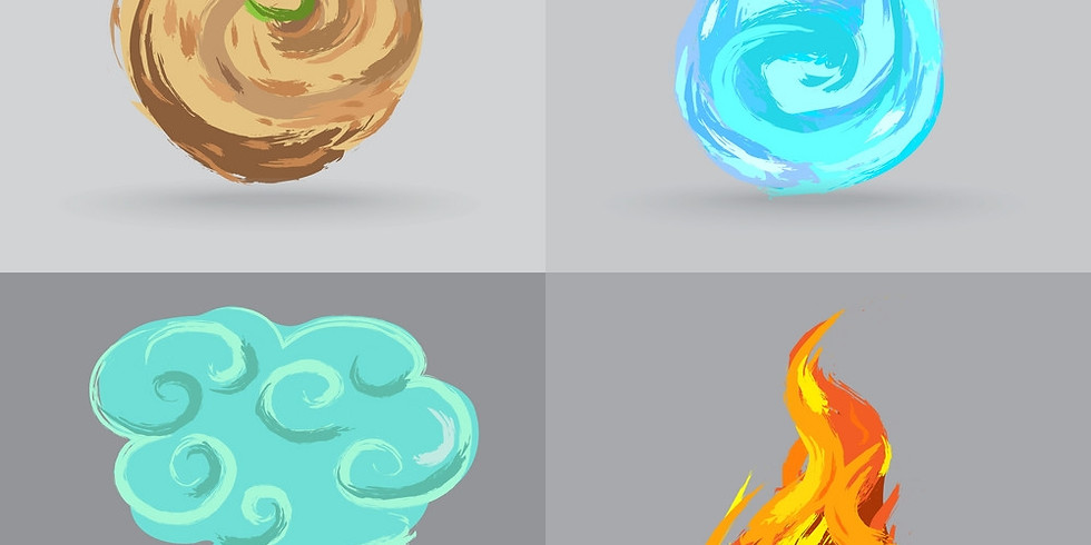 Kids Craft: Elemental Creations