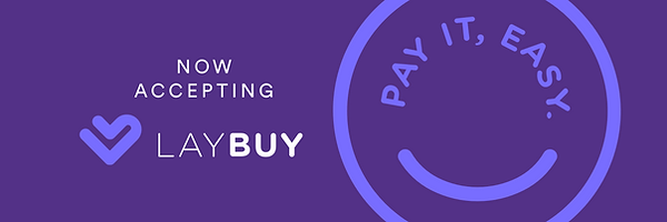 Laybuy Launch Web banner full width purp