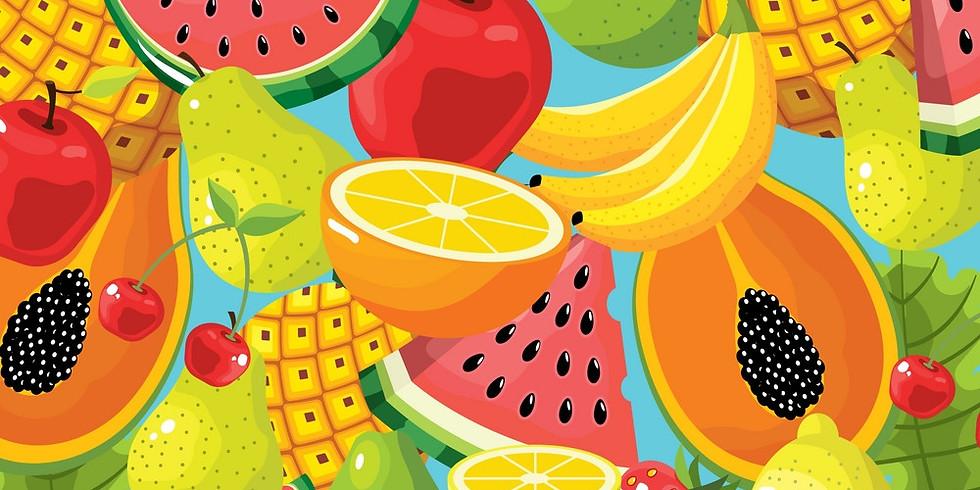 Kids Craft: Tutti Frutti Creations