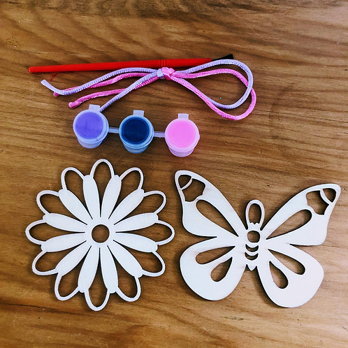 Paint-your-own Decoration - Butterfly