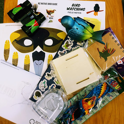 Bird Watching Activity Box