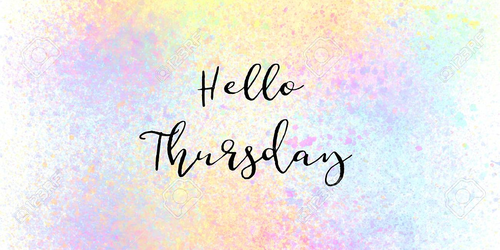 Full Day - Thursday 23rd April