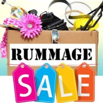 Wondercraft Rummage Sale