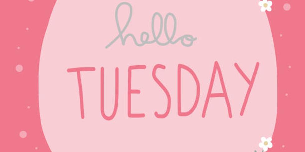 Full Day - Tuesday 14th January