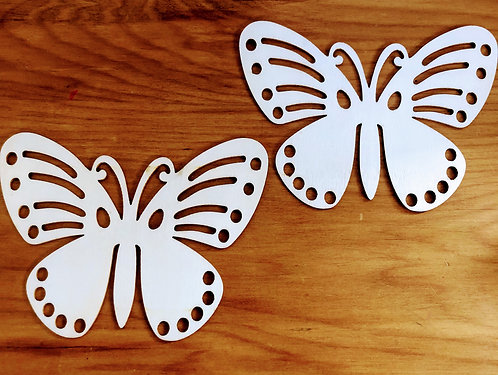 Decorate-your-own Butterfly Shapes