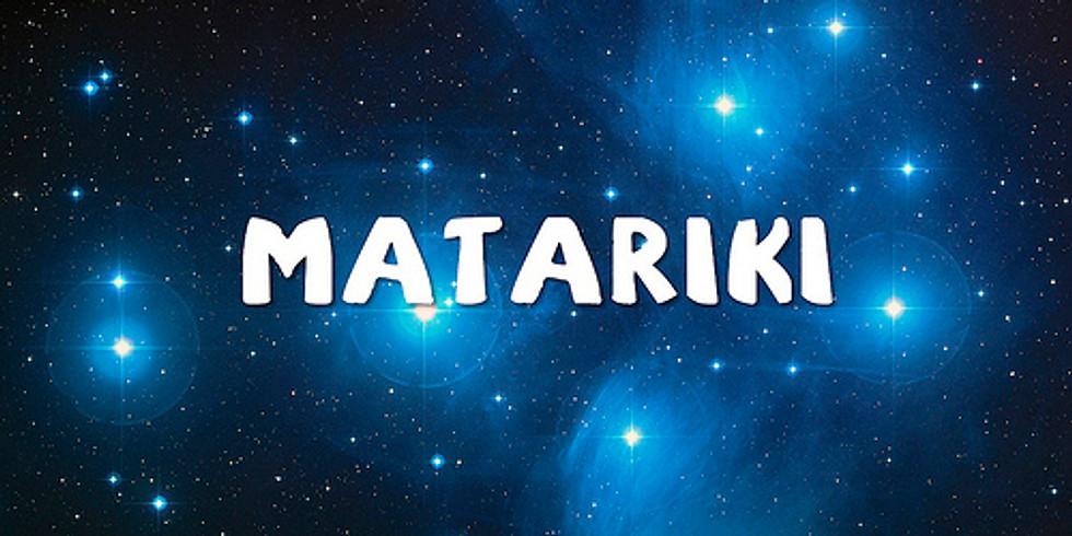 Kids Craft: Matariki Creations