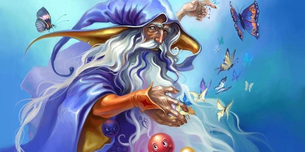 Kids Craft: Wizardology