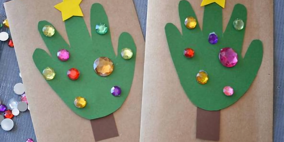 Craft Club: Christmas Cards and Gift Tags