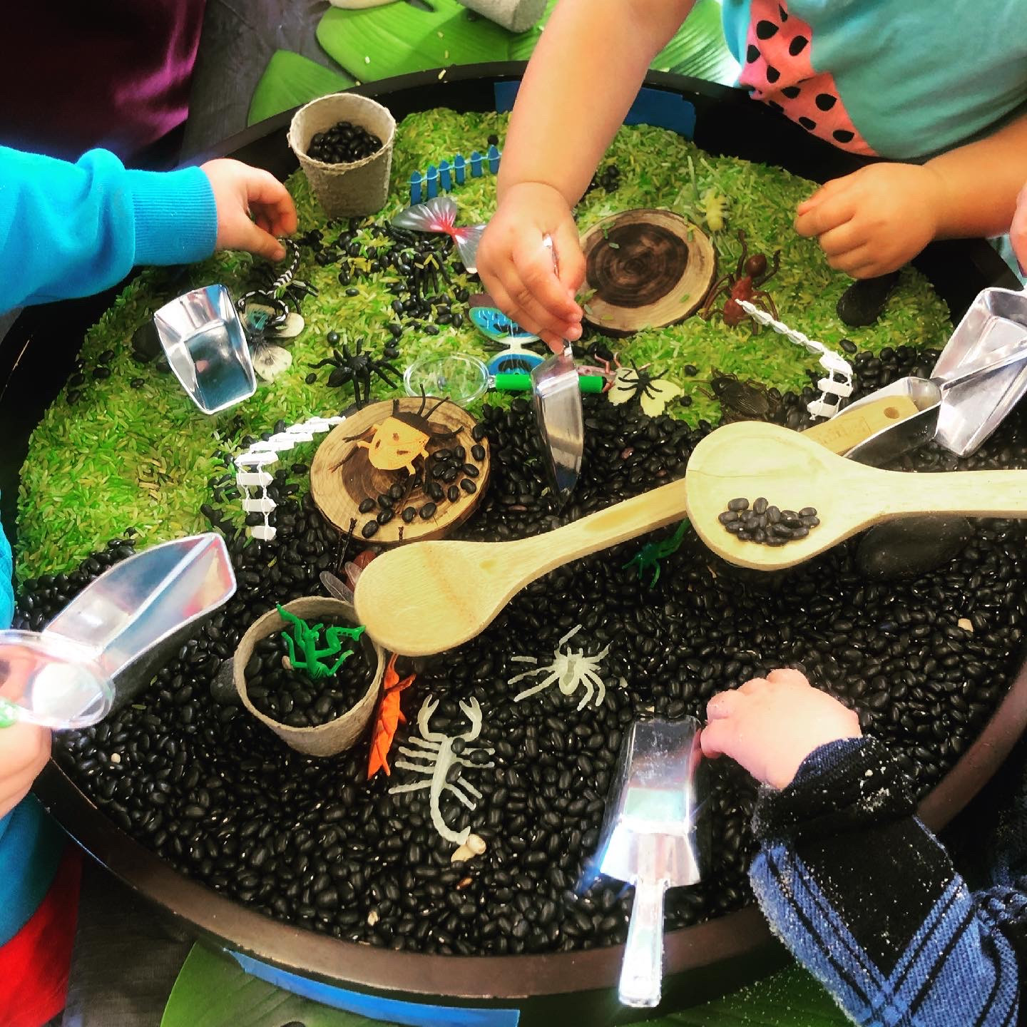 Messy Play Party Package