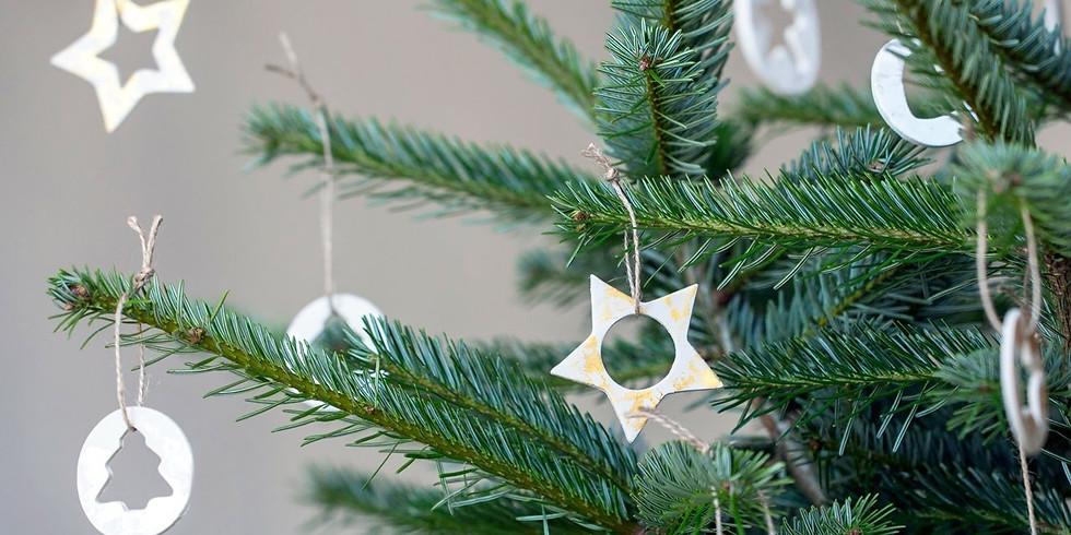 Craft Club: Christmas Decorations