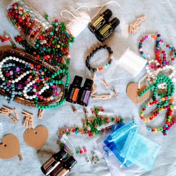 Essential Oil Diffuser Bracelets