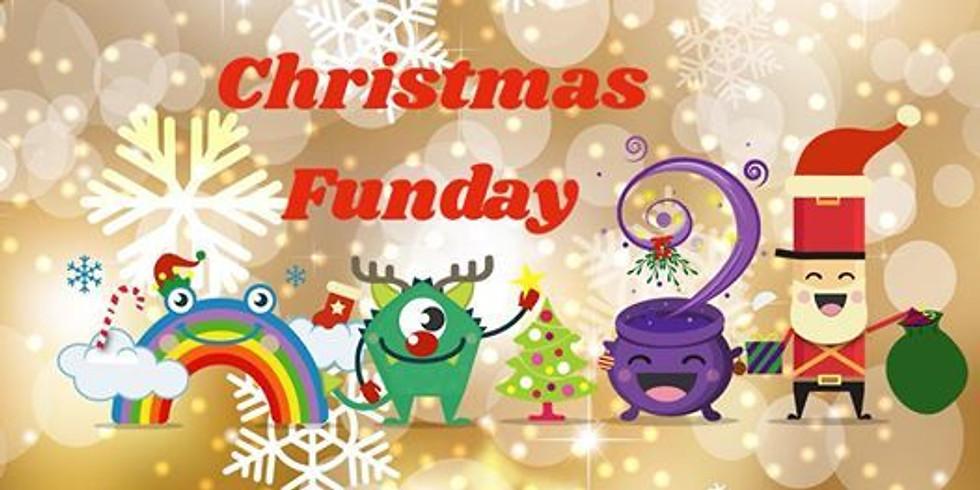 Wonderkids: Christmas Funday