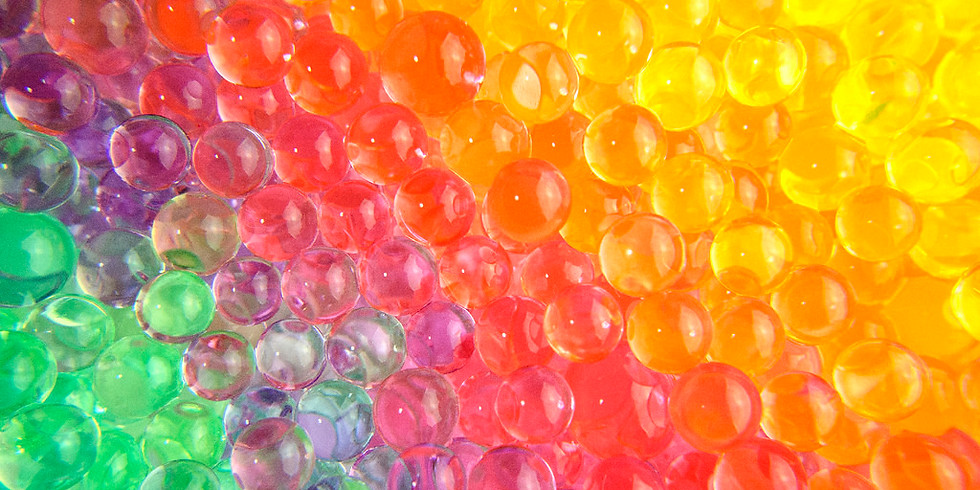 Kids Craft: Fun with Orbeez