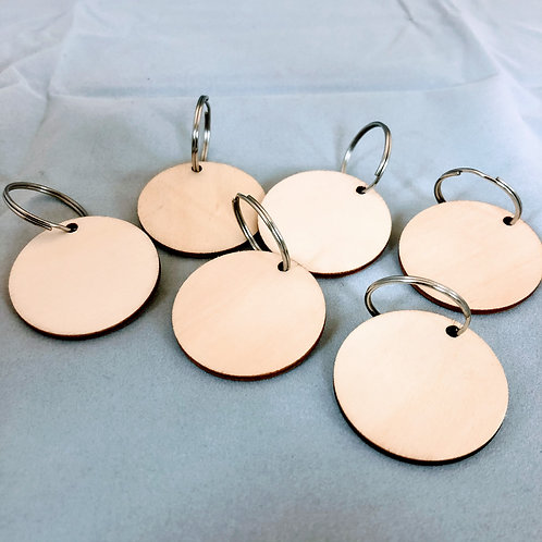 Create Your Own Keyring Tags