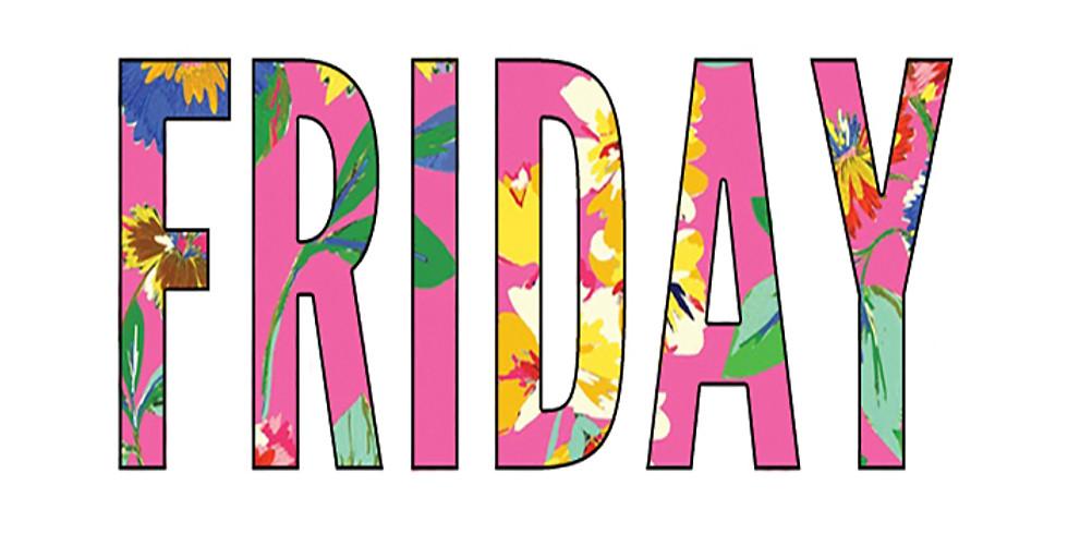 Full Day - Friday 4th October
