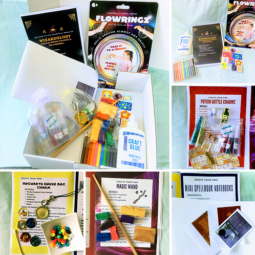 Wizardology Activity Box