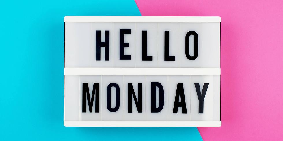 Full Day - Monday 28th September