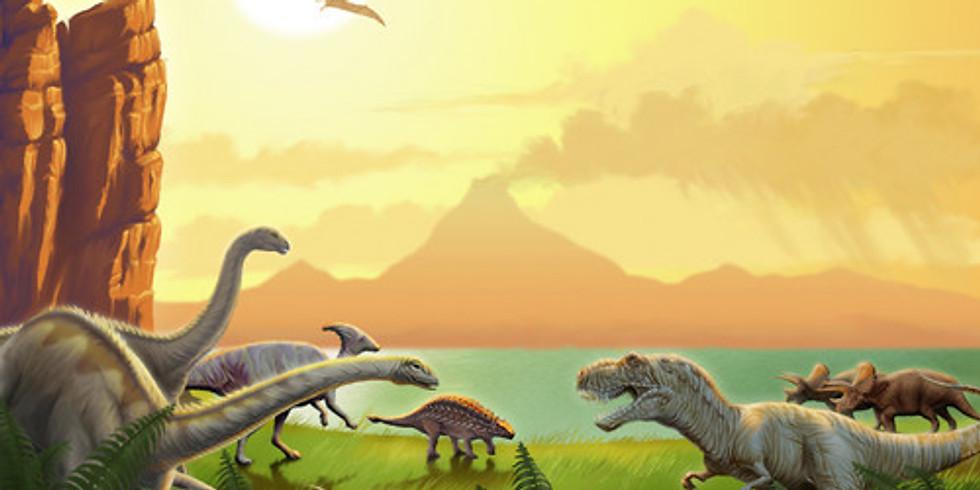 Kids Craft: Jurassic Creations