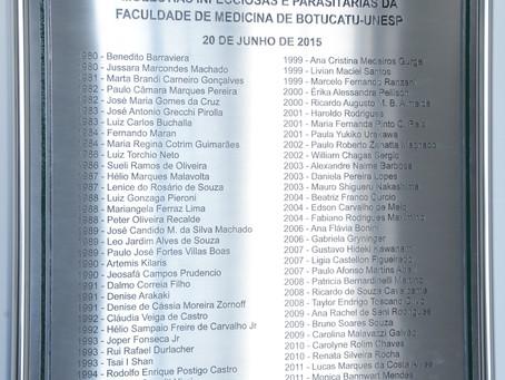 Encontro comemora 35 anos da Residência de Infectologia da UNESP