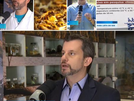 Medicina Translacional - Medicamentos Unesp de Botucatu no SUS - Entrevista Set 2017