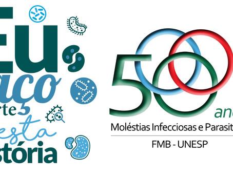 MIP - INFECTOLOGIA UNESP 50 ANOS - JUBILEU DE OURO