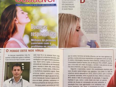 Influenza e Doenças Respiratórias do Inverno