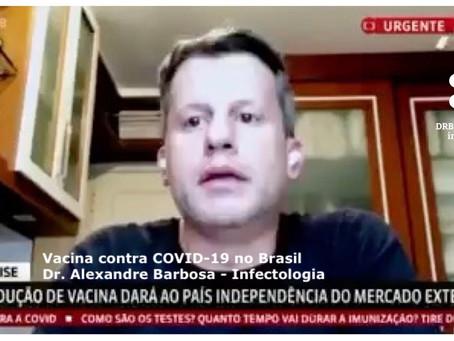 Vacinas contra COVID no Brasil: quais os próximos passos?