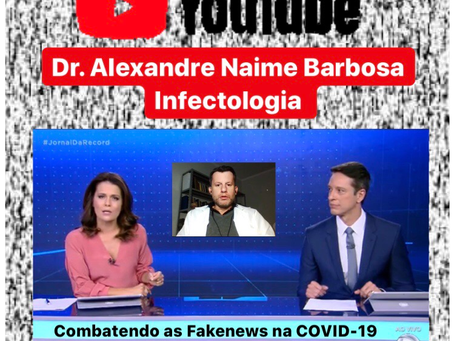 Combatendo as Fakenews na COVID-19